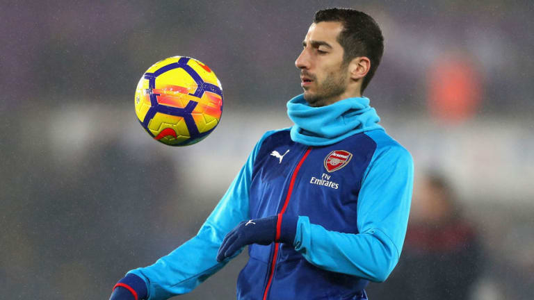 Lucky 7s: Arsenal Confirm Temporary Number Mkhitaryan Will Wear in the Europa League