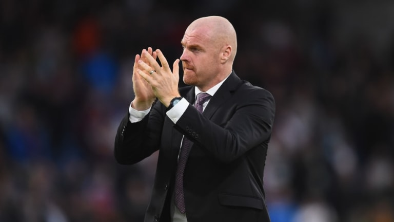 Burnley Manager Sean Dyche Insists His Side Will 'Learn' from Europa League Exit