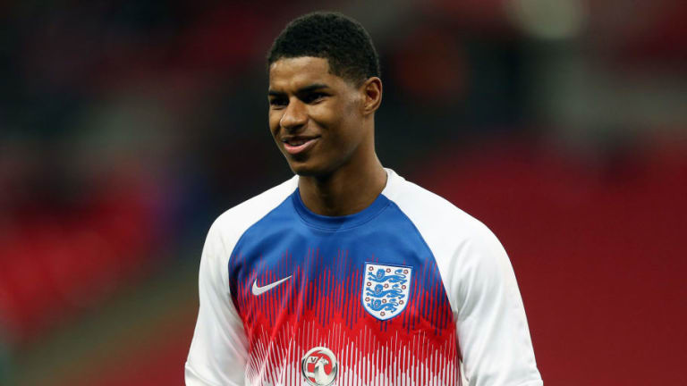 Man Utd Planning to Double Marcus Rashford's Wages as Talks Set to Begin Over New Long-Term Contract