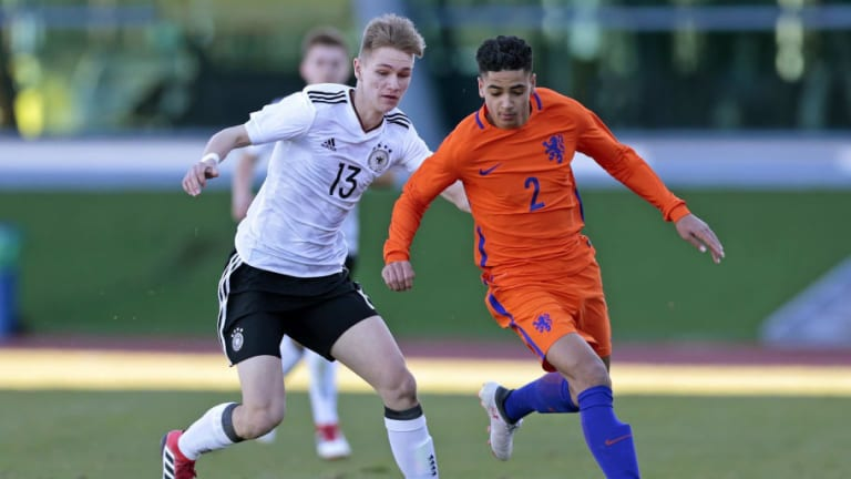 Liverpool Looking to Bolster Academy Options With Signing of Ajax Defender Ki-Jana Hoever