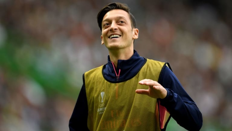 Various Reports Confirm Mesut Özil Will Miss Arsenal's Match Against Liverpool Through Injury