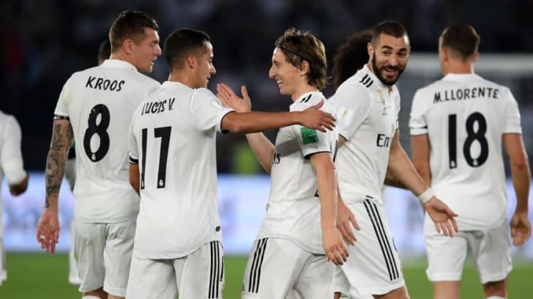 La estadística que demuestra que al Real Madrid le falta gol