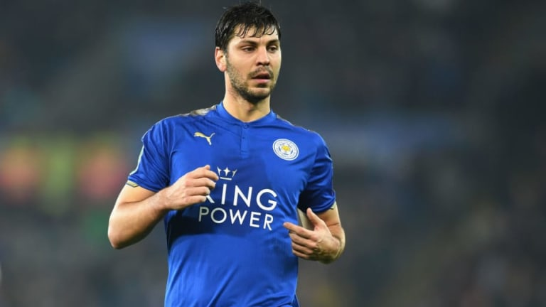 West Ham & Everton to Rival Brighton in Pursuit of Former Leicester City Loanee