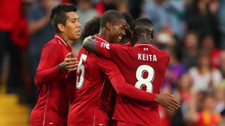 Jurgen Klopp Labels New Signings 'Icing on the Cake' as Liverpool Sign Off Pre-Season With Win