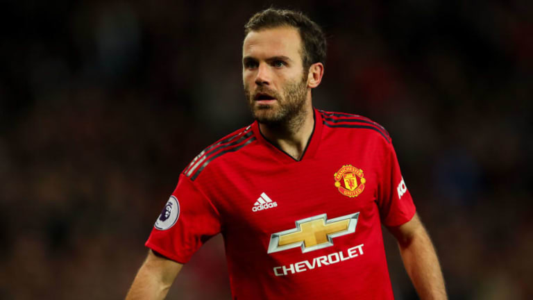 Juan Mata Credits 'Incredible' Support Inside Old Trafford for Man Utd's Comeback Win Over Newcastle