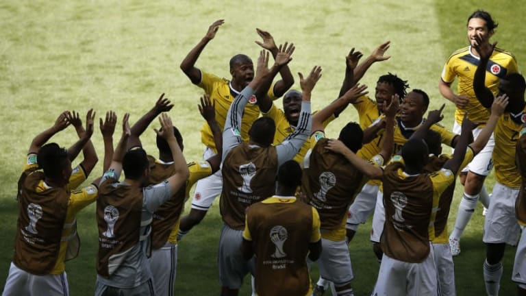 7 of the Best Celebrations in World Cup History