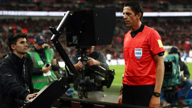 Premier League Refs Could Be Excluded From VAR Process in an Effort to Lessen Game Delays