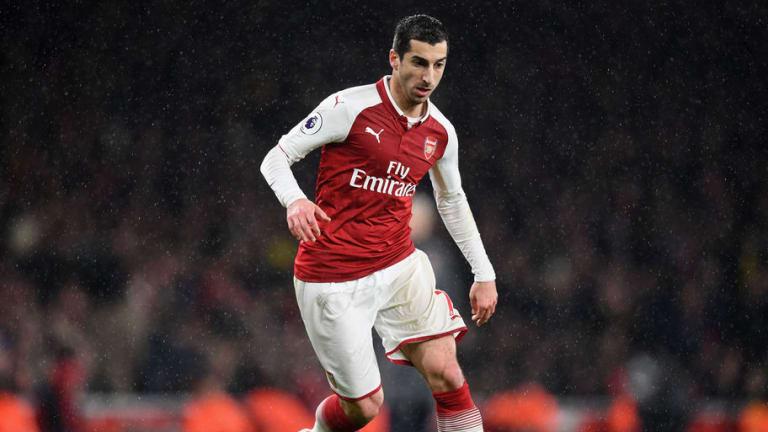 Henrikh Mkhitaryan Insists He Has Nothing to Prove at Arsenal Following Turbulent Man Utd Spell