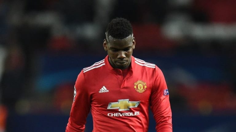 Report Claims Man Utd Considering Sensational Swap Deal Involving Paul Pogba & Marco Verratti
