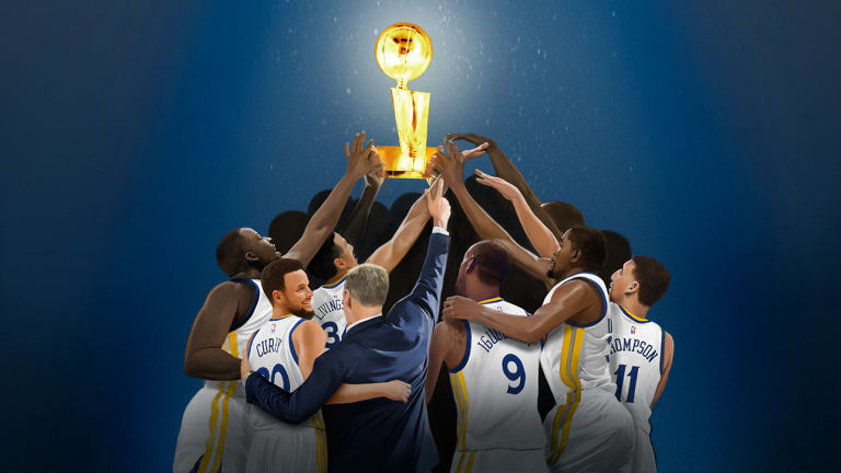 From the Editors: Why the Golden State Warriors Are SI's 2018 Sportsperson of the Year Honorees