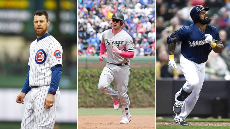 Central Divisions Lead the Way on This Week's Fantasy Baseball Waiver Wire