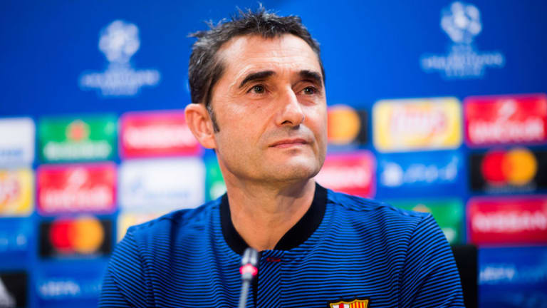 """Valverde: """"Cuando estás en una semifinal te la tienes que jugar"""""""