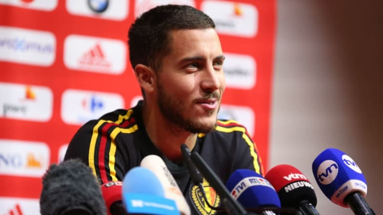 Eden Hazard Gives His Thoughts on Liverpool's UCL Meeting With Ligue 1 Giants Paris Saint-Germain