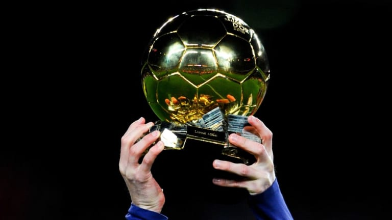 Ballon' d'Or: France Football Reveals 30-Man Shortlist for Prestigious Individual Award