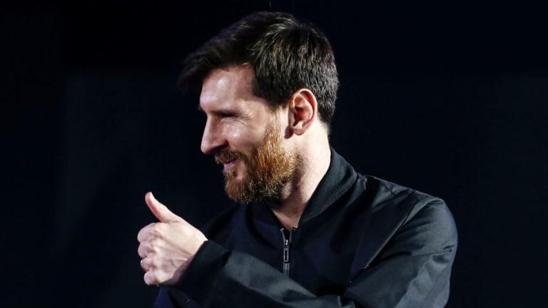 VÍDEO   Leo Messi revela el nombre de su próximo hijo en un Instagram Stories
