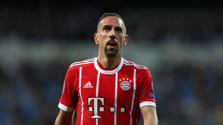 REVELADO | El club en el que Franck Ribéry quiere retirarse