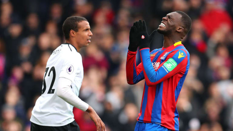 Christian Benteke Admits Frustration at Own 'Clumsy' Finishing in Sympathetic Interview