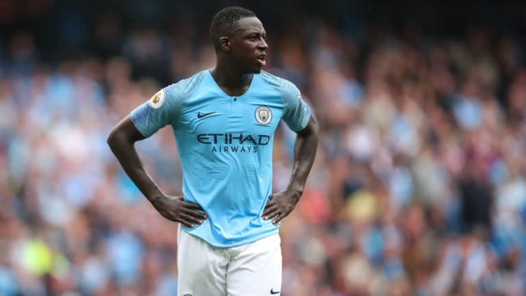 Benjamin Mendy Facing Uncertain Future at Manchester City After Reported Row With Pep Guardiola