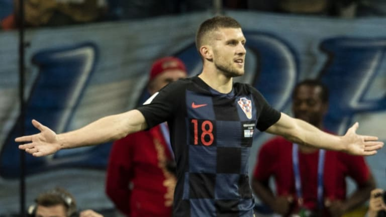 Everton Want Croatian Forward After Impressive Performances in the World Cup