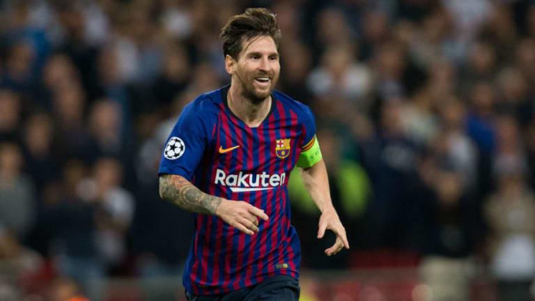 Enhorabuena Luka, pero el rey sigue siendo Leo Messi