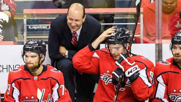 Todd Reirden Is All About the Details in Guiding the Capitals' Championship Follow-Up