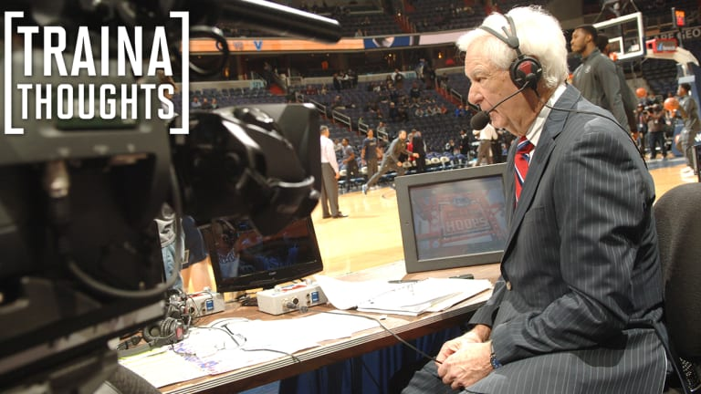 Traina Thoughts: Bill Raftery and Ian Eagle on the NCAA Tournament, Drinking, Twitter and More