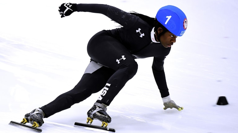 Maame Biney: Meet the Teenager Who Is Set to Become This Year's Breakout Olympic Star