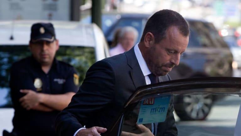 A JUICIO | Piden una fianza de 80 millones a Sandro Rosell que deberá pagar en 24hs