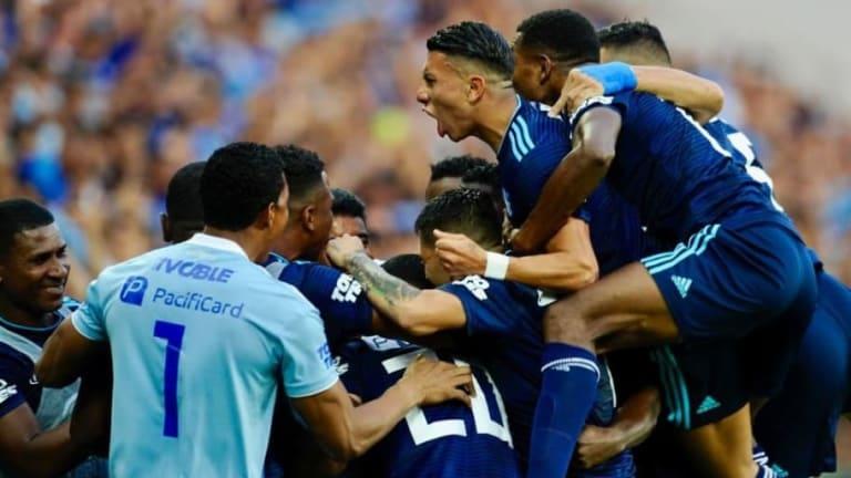 Emelec recupera a dos jugadores para enfrentar a El Nacional