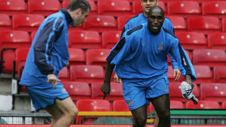 Sol Campbell's 'Greatest Mind in Football' Comment Provokes Typical Twitter Reaction From Carragher