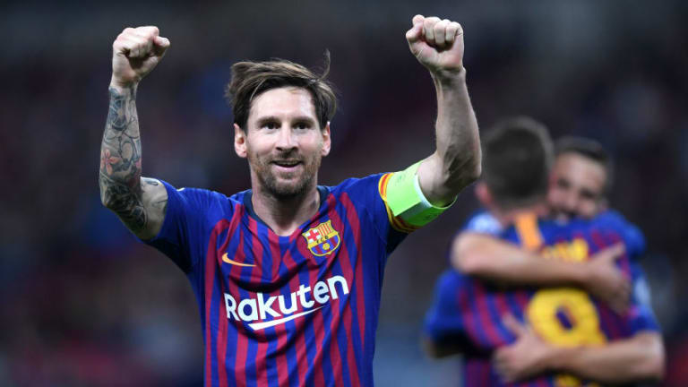 'He Always Shows Up': Ernesto Valverde Lauds Lionel Messi Performance After Win Over Spurs