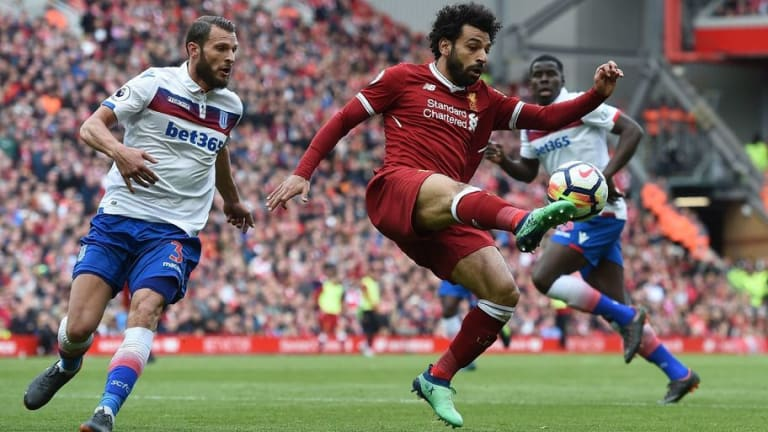 Mohamed Salah's Agent Claims Egypt Star Could Boycott World Cup Over 'Image Rights' Row