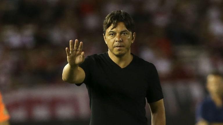 Gallardo pierde uno de sus jugadores fundamentales para el Superclásico