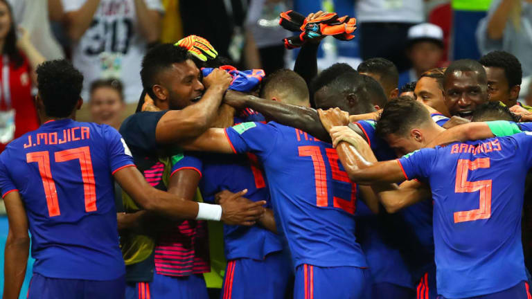 Poland 0-3 Colombia: Mina, Falcao and Cuadrado Fire Colombia Back Into Contention in Group H