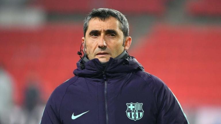 Ernesto Valverde Admits Barcelona Could Dip Into January Transfer Market After Rafinha Injury