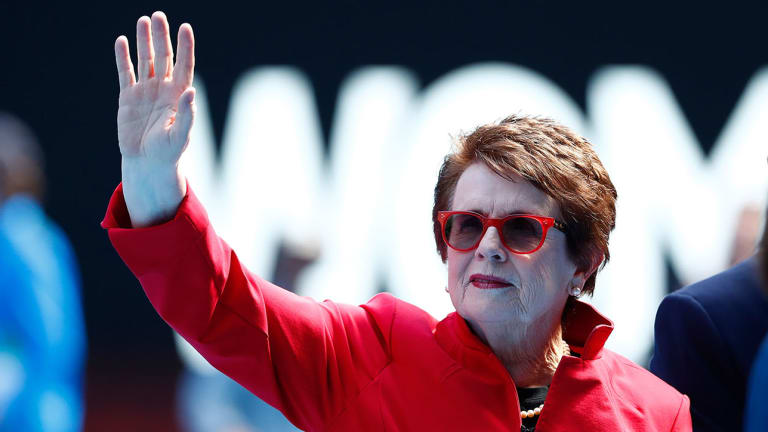 Billie Jean King on French Open Dress Code: 'The Policing of Women's Bodies Must End'