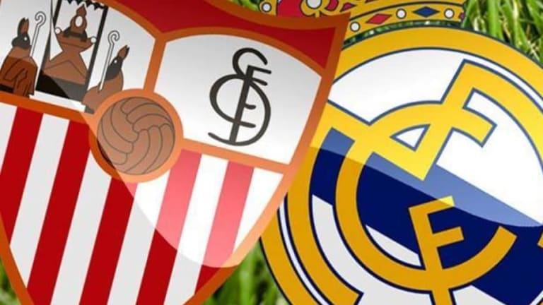 Sevilla - Real Madrid | Alineaciones confirmadas
