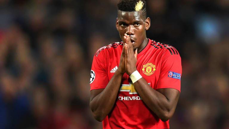 La foto que demuestra que Paul Pogba se va del Manchester United en enero
