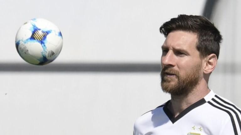 TE VAS A EMOCIONAR    El video de los íntimos de Messi para su cumpleaños