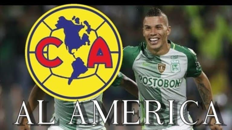 ÚLTIMO MOMENTO   América tiene amarrado a este sudamericano goleador