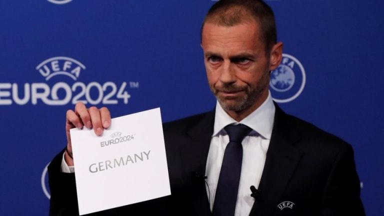La UEFA elige a Alemania como sede de la Euro de 2024