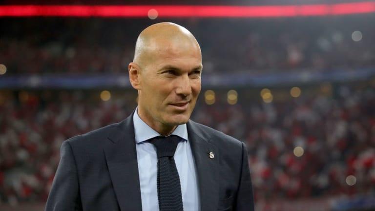 El consejo de Zidane a Guti después de que éste anunciara su marcha del Madrid