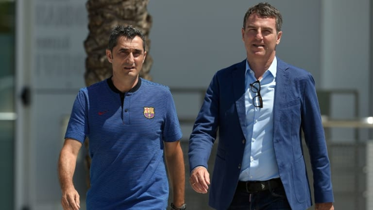 Barcelona Prepare to Part Company With Technical Secretary Ahead of Busy Summer in Transfer Market