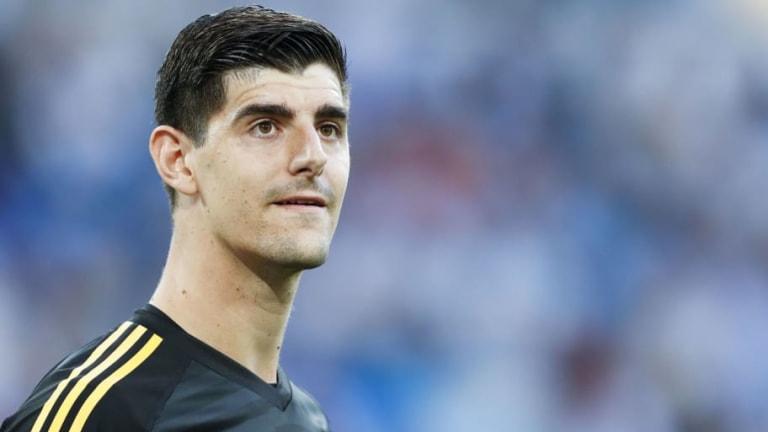 BOMBA | El último guiño de Courtois al Real Madrid