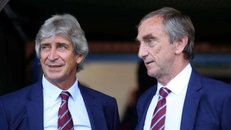 Manuel Pellegrini Tells New Summer Signing That He Needs to 'Adapt His Style' for PL Success