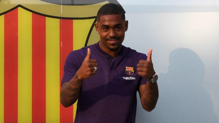 El futbolista del Barcelona que está enfadado por la llegada de Malcom