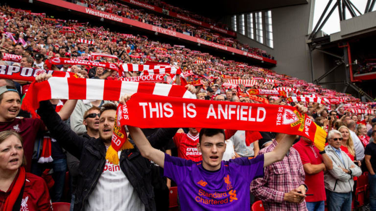 'What a Joke:' Liverpool Fans React Angrily on Twitter to Latest FIFA Announcement