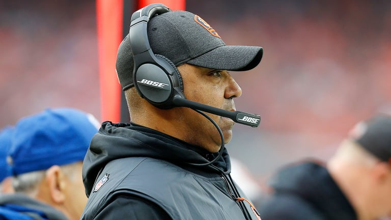 Marvin Lewis Fired After 16 Years Coaching Cincinnati Bengals