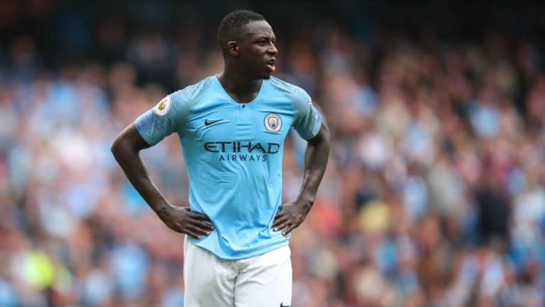Report Reveals Pep Guardiola Banned Benjamin Mendy From Training Over Poor Punctuality