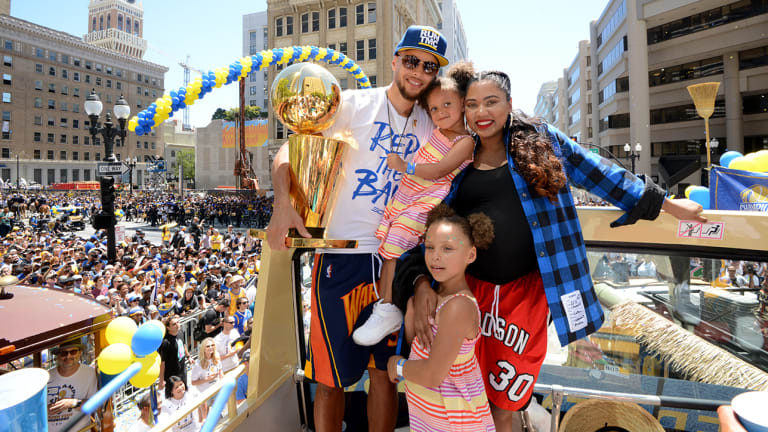 Stephen Curry Shares Personal Essay on Women's Equality, Family